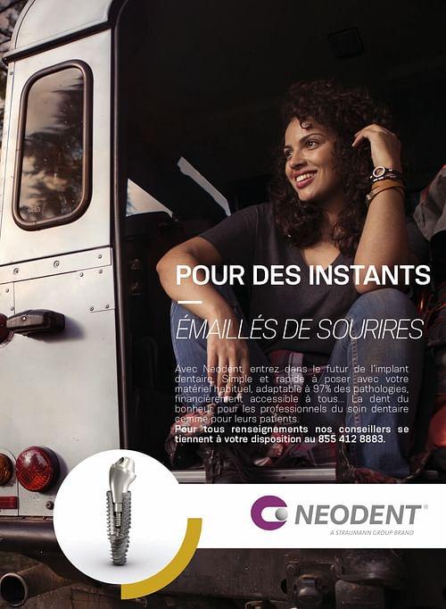 Neodent - Publicité