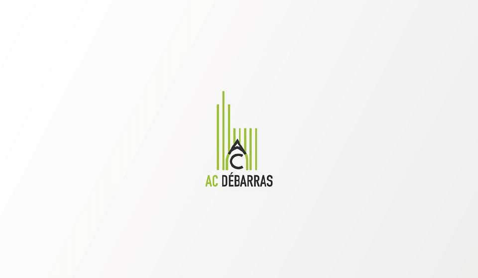 Conception d'identité visuelle pour AC Débarras
