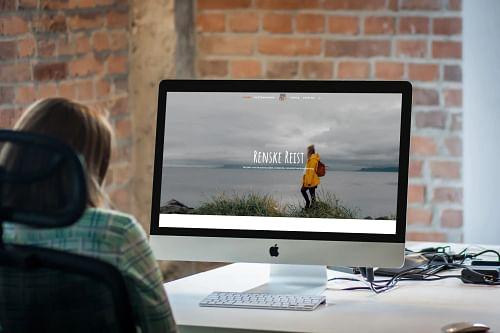 Nieuwe website Renske Reist - SEO