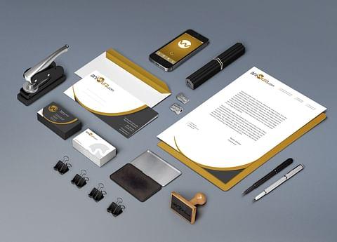 Corporate ID Design for Aniwura