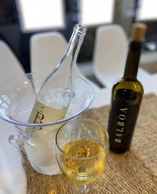 Diseño de etiqueta para vino - Diseño Gráfico