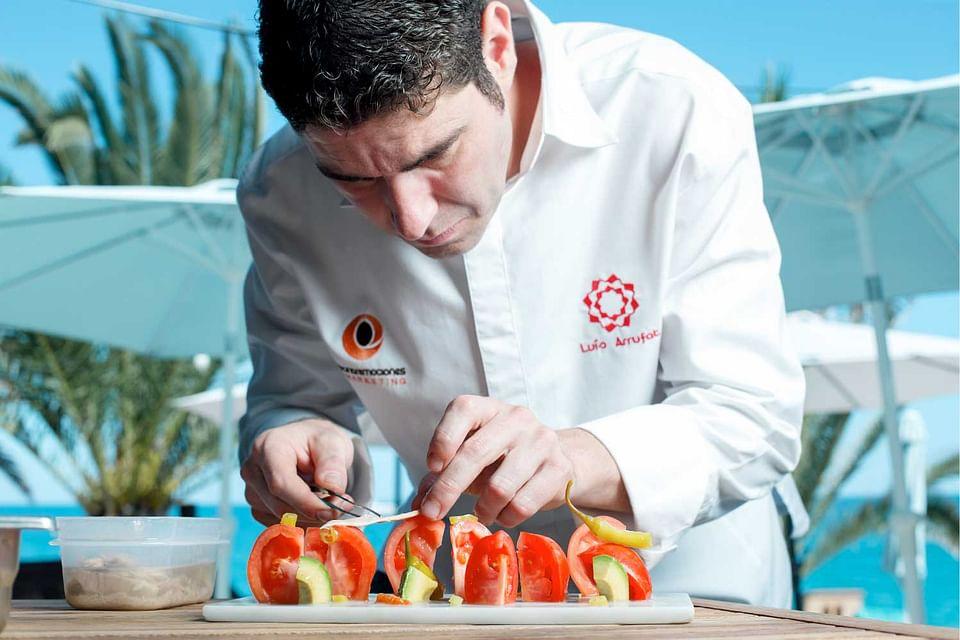 Chef Luis Arrufat   Marca personal