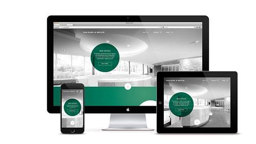 Van Bael & Bellis rebranding - Design & graphisme