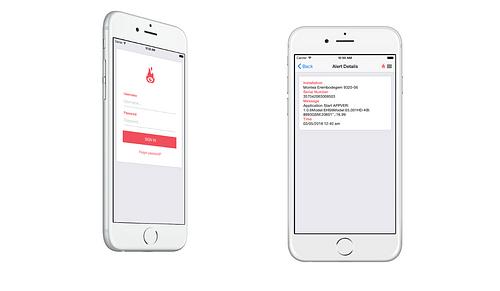 Agency Calibrate for Aquasecurity: Alert app - Website Creatie