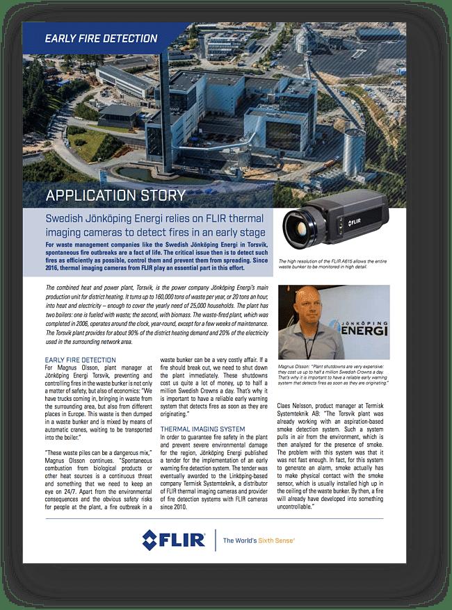 Case study for FLIR Systems