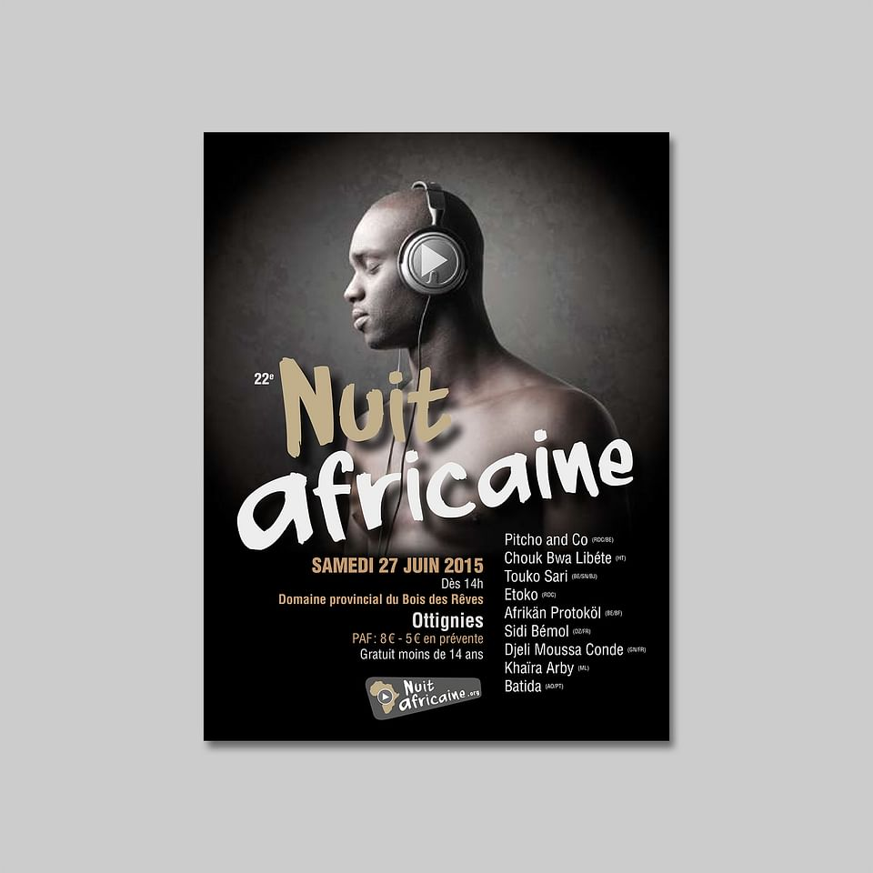 Festival Nuit Africaine