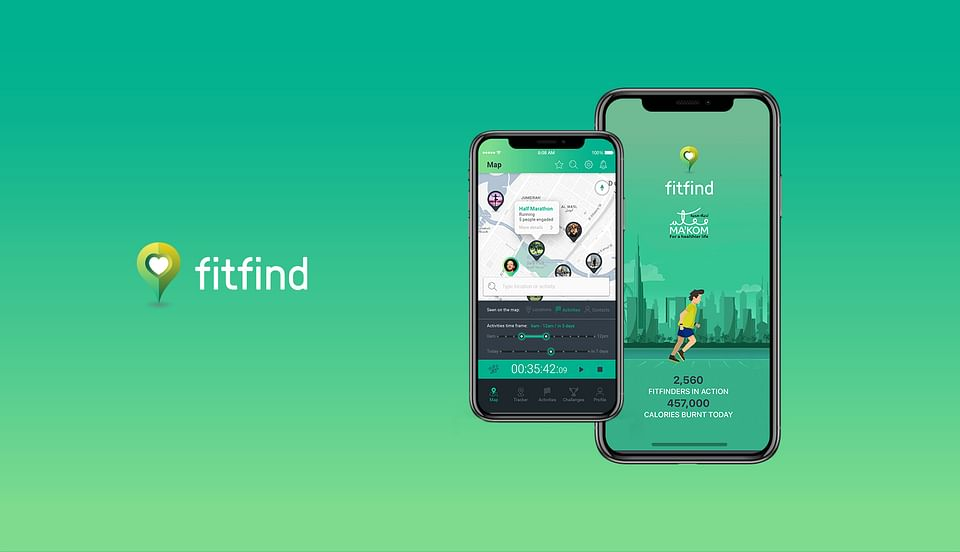 Fitfind: Sports & Health App