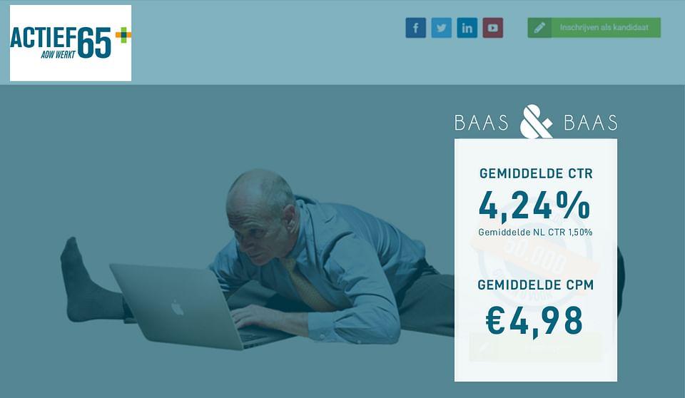 Webdevelopment & Online Marketing Actief65Plus