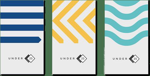 Under 25 - Diseño Gráfico