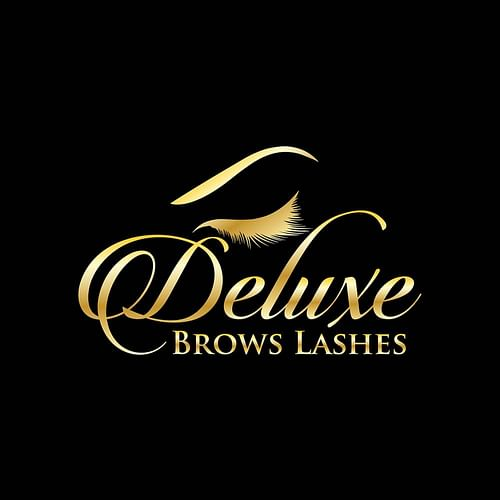 Deluxe Brows Lashes - Graphic Design