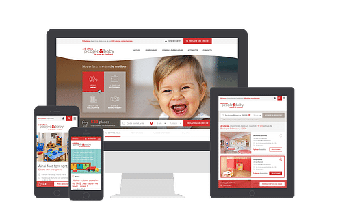 Plateforme petite enfance People & Baby - Data Consulting