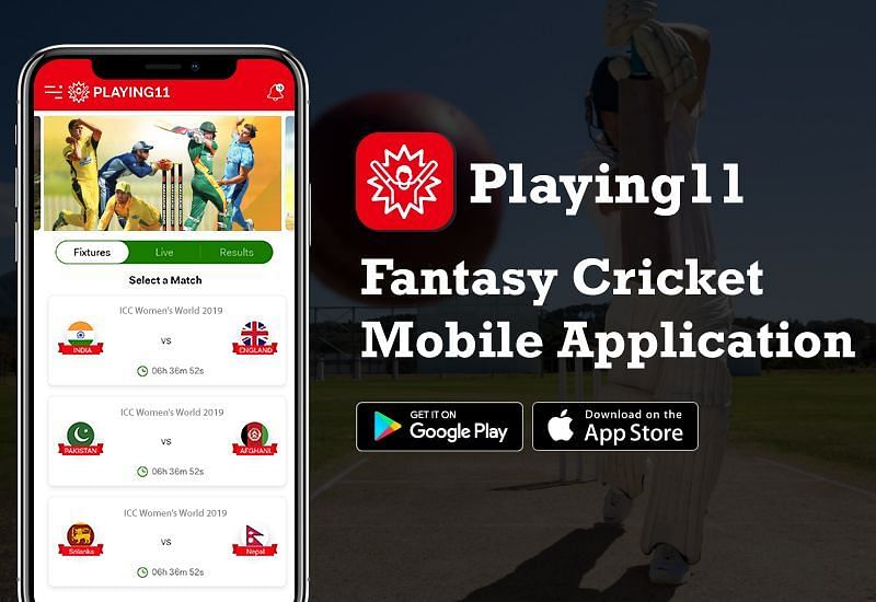 Playing11 - Fantasy Cricket Mobile App