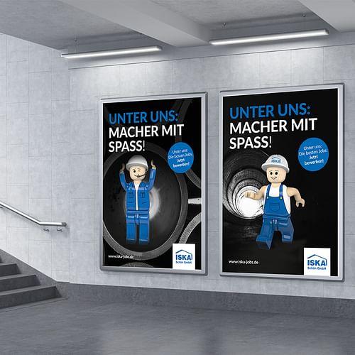 ISKA Schön Großflächen Kampagne - Werbung