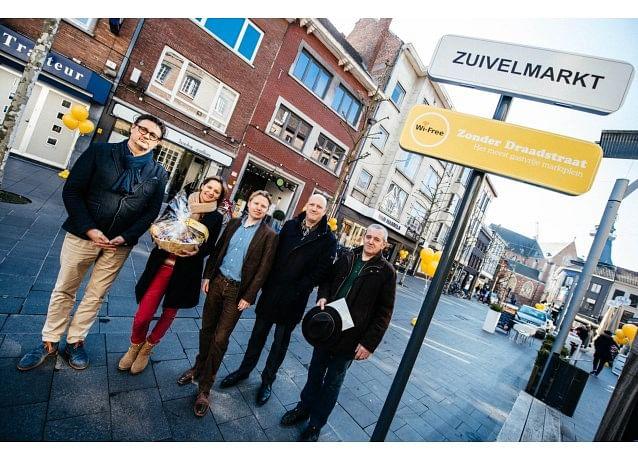 Evoke and Telenet elect most hospitable streets of