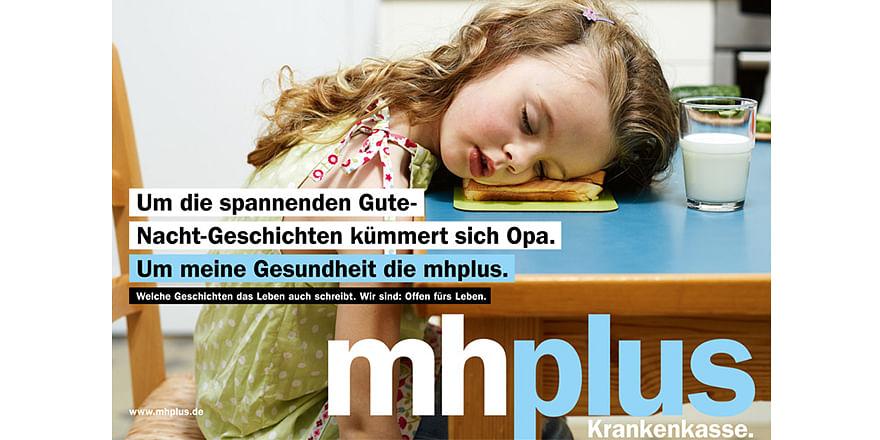 mhplus – Markenauftritt