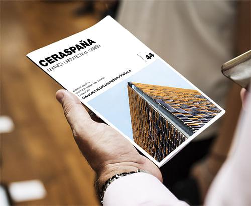 Revista CERASPAÑA - Diseño Gráfico