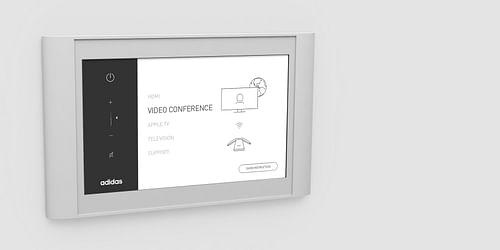adidas Smart Room Control - Innovation