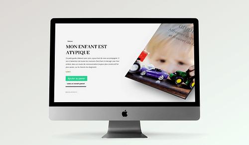 Site e-commerce : vente de livres au format pdf - E-commerce