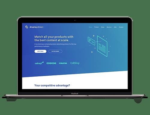 Display Direct - Website Creatie