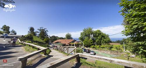 San Juan de Gaztelugatxe proyecto tour 360 - Creación de Sitios Web