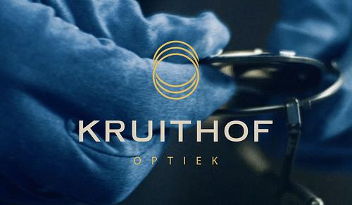 Kruithof Optiek - Branding & Positionering - Website Creatie