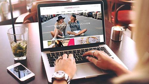WeLoveSerious - E-commerce