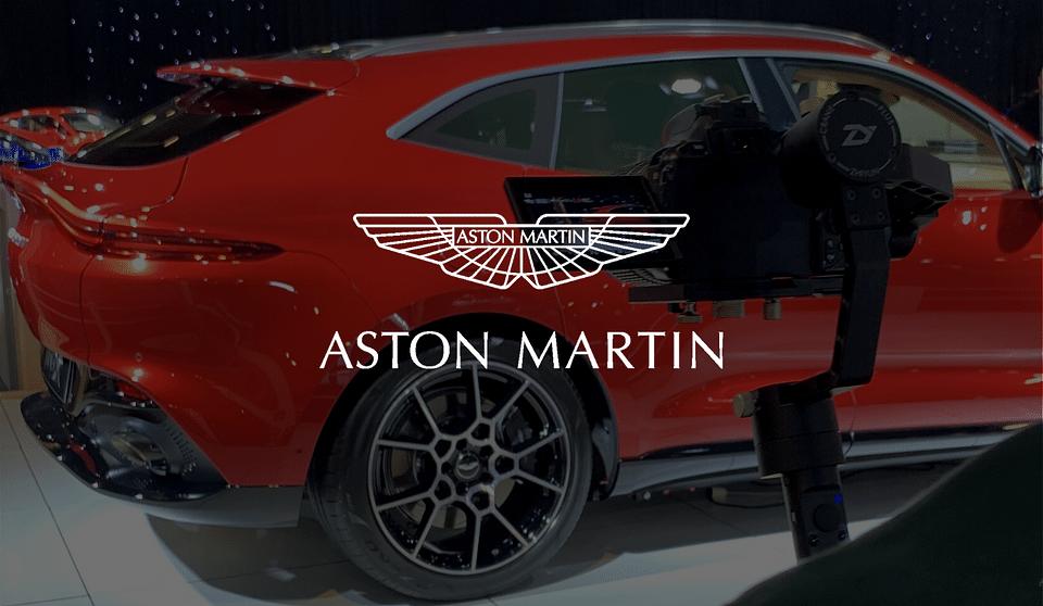 CAPSULE VIDEO + SOCIAL MEDIA ADS   ASTON MARTIN
