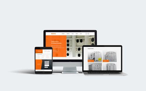 Neue Website für den 3D-Scanner-Anbieter botspot - Webseitengestaltung