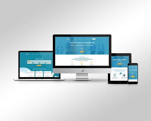 SPEEDIANET   Site internet [WORDPRESS] - Application web