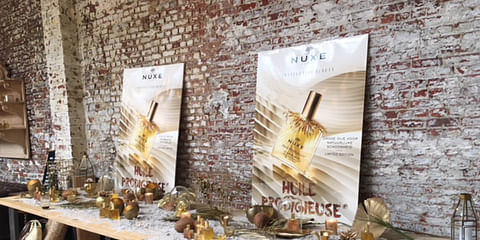 Nuxe - Event Press Day in Brussels l June 2018