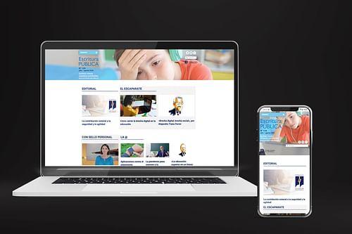 Creación de website - CGN - Creación de Sitios Web