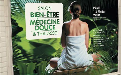 Salon Bien-être & Médecines douces 2020 - Publicité