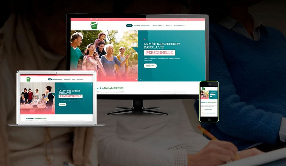 E-commerce praticiens INSTITUT ESPERE Paris