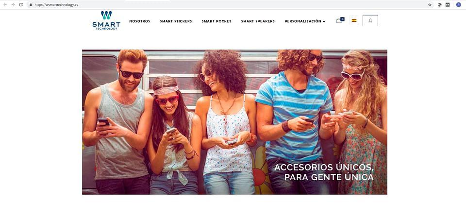 E-commerce: wsmarttechnology.es