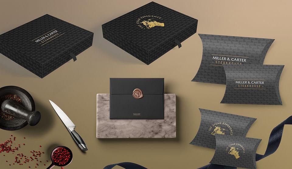Miller & Carter Steak Houses - Gifting
