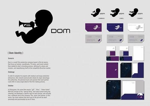 DOM IDENTITY - Branding y posicionamiento de marca