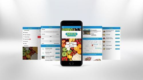 Mix Markt GmbH – Internationale Delikatessen - Mobile App