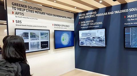 Alstom en Smart Cities Expo World Congress 2019