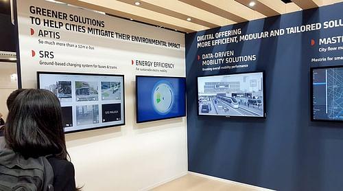 Alstom en Smart Cities Expo World Congress 2019 - Eventos