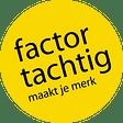 Factor Tachtig logo
