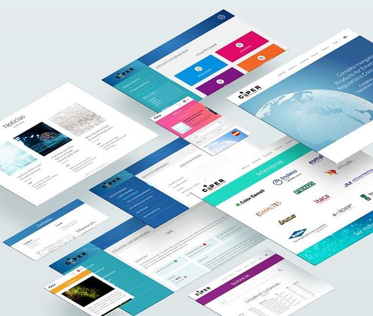 BorealOS - Desarrollo plataforma web JAVA / J2EE