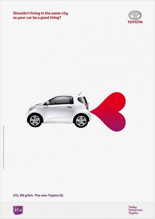 Heart - Publicidad