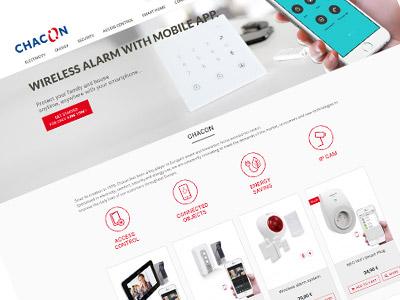 Chacon - E-commerce