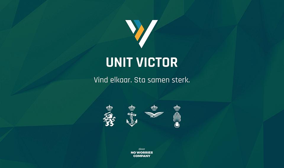 Unit Victor website en app