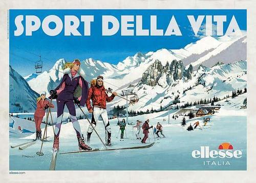 Winter Cortina - Advertising