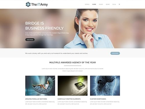 The It Army - Graphic Design