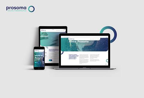 Prosoma Branding and Website Development