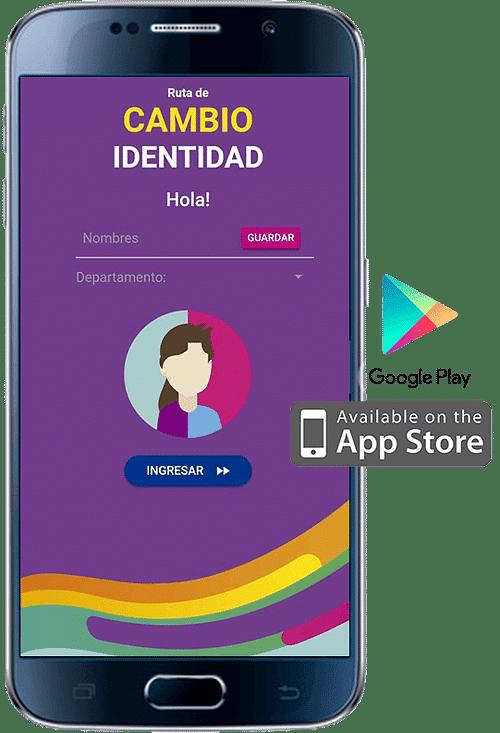 Apps Aide Changement d'identité civile ( Bolivie) - Application mobile