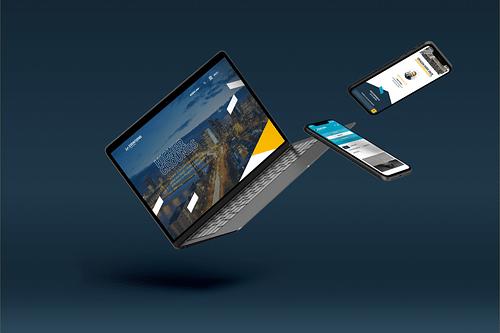 Nieuwe B2B website in dakbestratingen. - Website Creatie