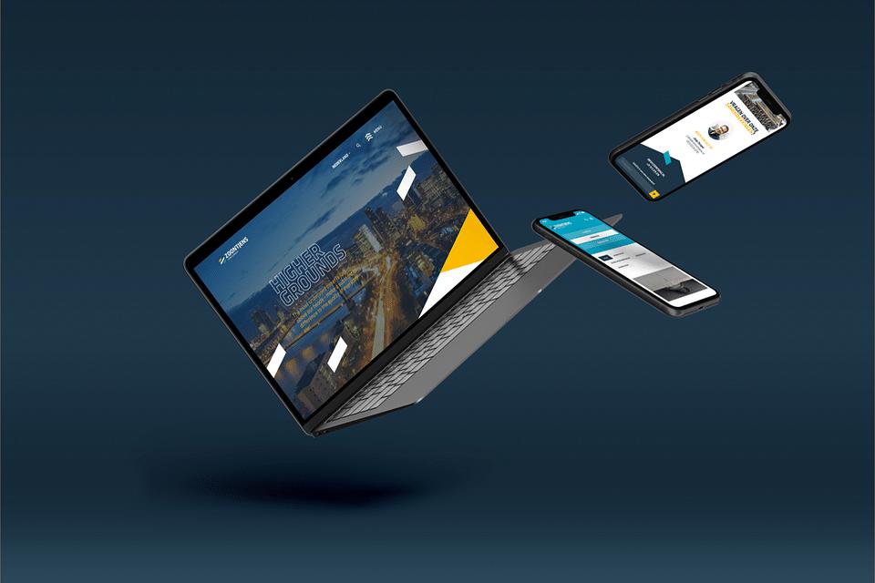 Nieuwe B2B website in dakbestratingen.